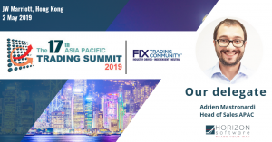 The 17th Asia Pacific Trading Summit 2019-delegate-Horizon Software